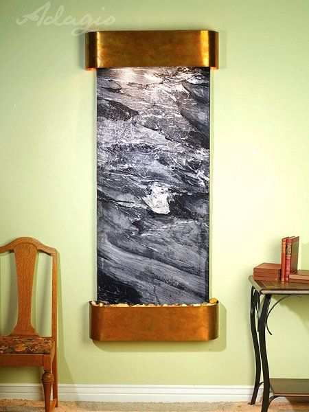 183 best Wall Mounted Water Features images on Pinterest | Wall ...