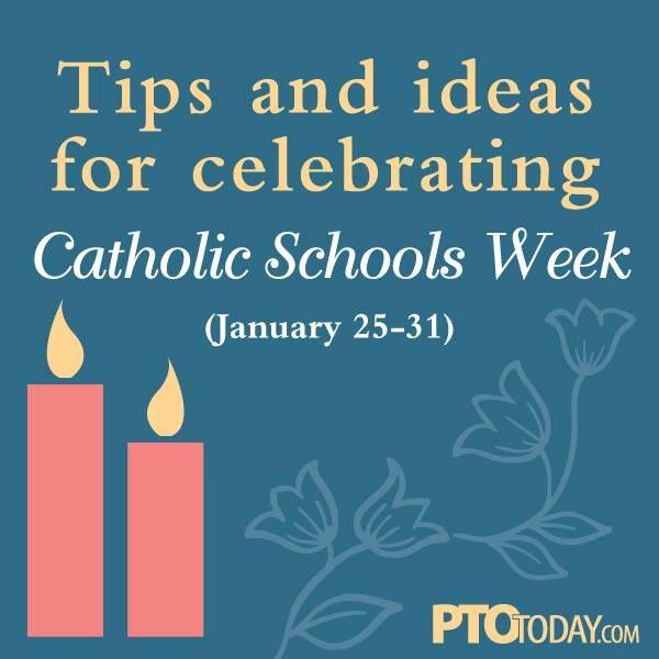 Celebrating Catholic Schools Week. #csw15