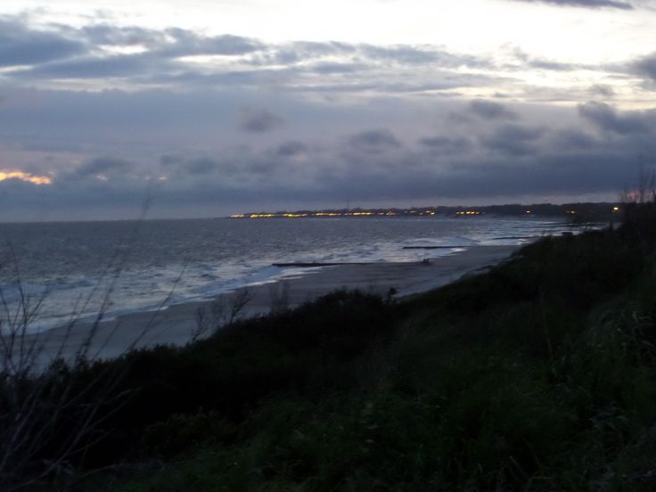 Playa La Floresta. Canelones Uruguay.