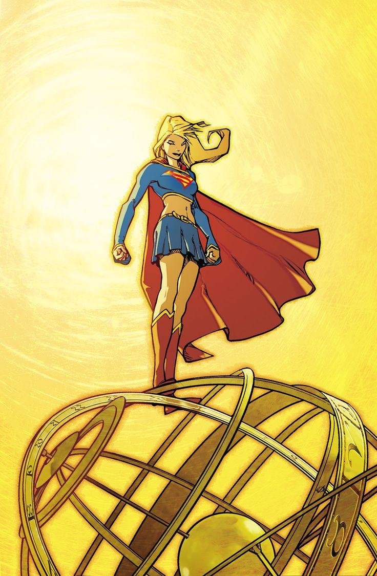 Supergirl by lao-wa.deviantart.com on @deviantART
