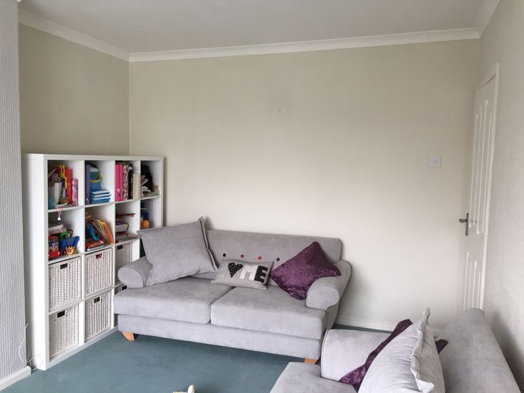 The Room Looks Brighter With A Fresh Coat Of Farrow And Ball Slipper Satin Paint