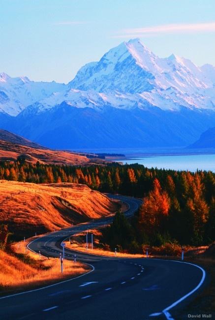 Climb Mount Cook, NZ.