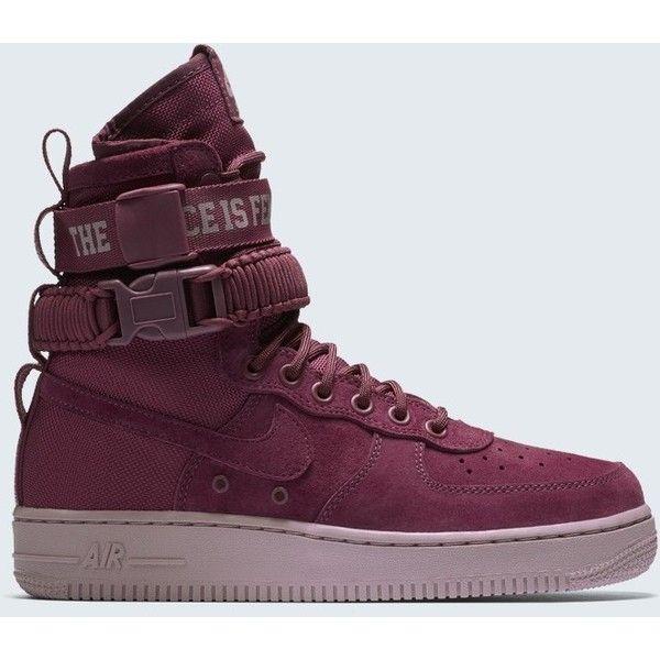 Nike Sf Af1 Fif ($180) ❤ liked on