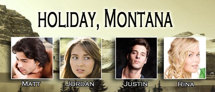 Matt, Jordan, Justin, and Rina