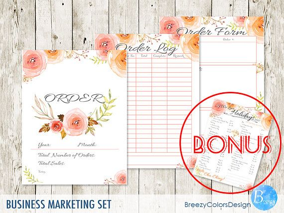 Best  Order Form Template Ideas On   Order Form