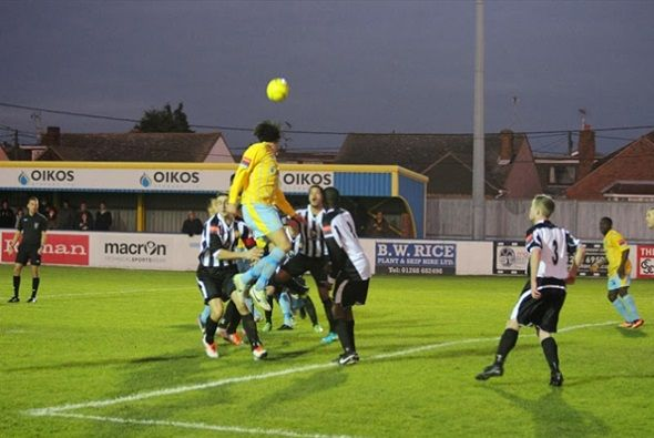 @RioBryanEdwards is a semi professional footballer at Canvey Island @Carla Castro - He who dares, wins. Hertfordshire