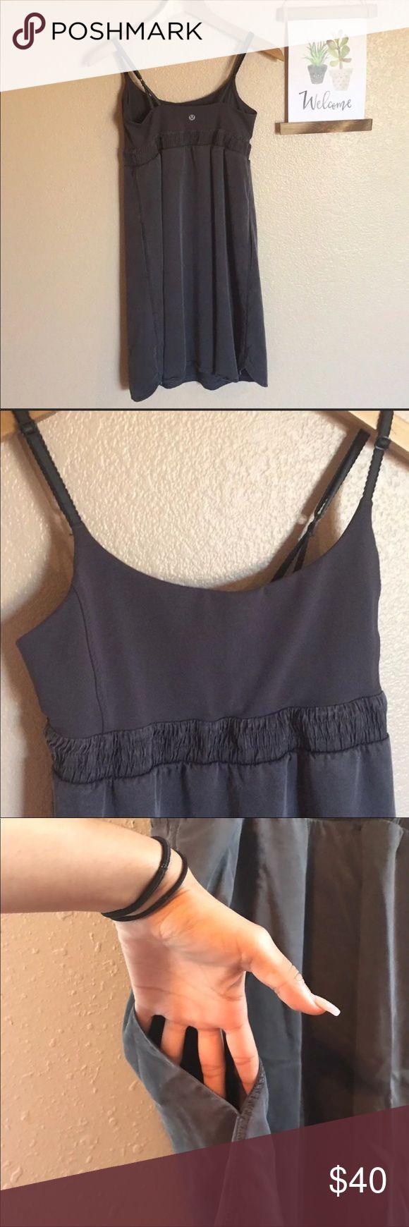 Lululemon Dress No flaws! Size 6 lululemon athletica Dresses Mini