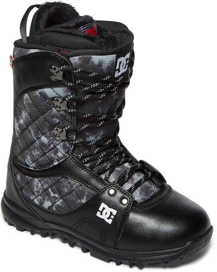 online store b67cc 6fb7a Dc Karma Damen Snowboard Stiefel UK 6.5 Schwarz 2018 ...