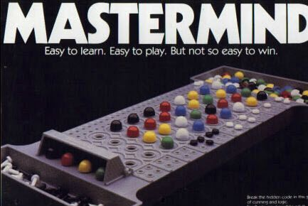 Mastermind, the best game ever!