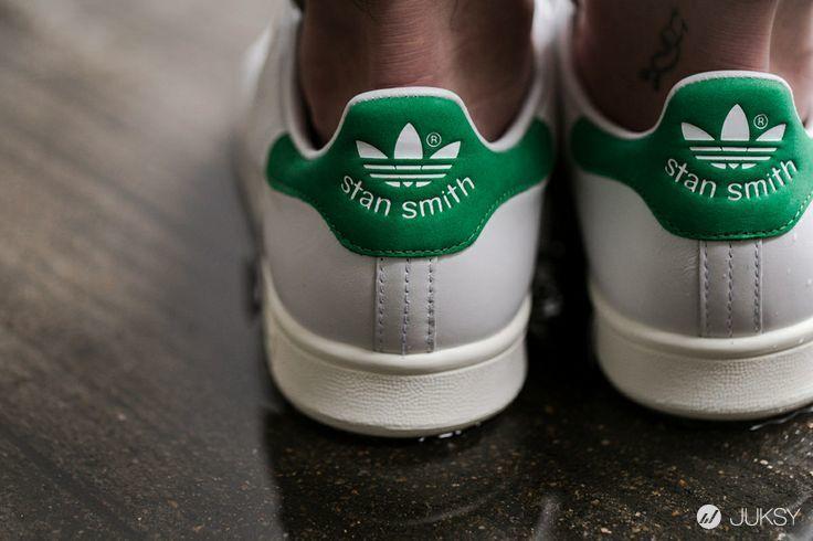 穿出簡約風格 Adidas Stan Smith 男女穿搭技巧! - JUKSY 線上流行生活雜誌