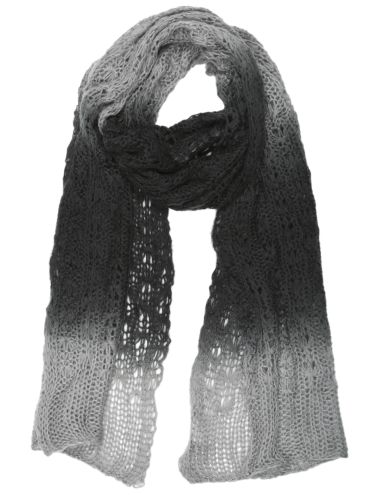 Ombre scarf from @Amy Farmer at @Kay Beaver New Zealand #vintageknitaccessories