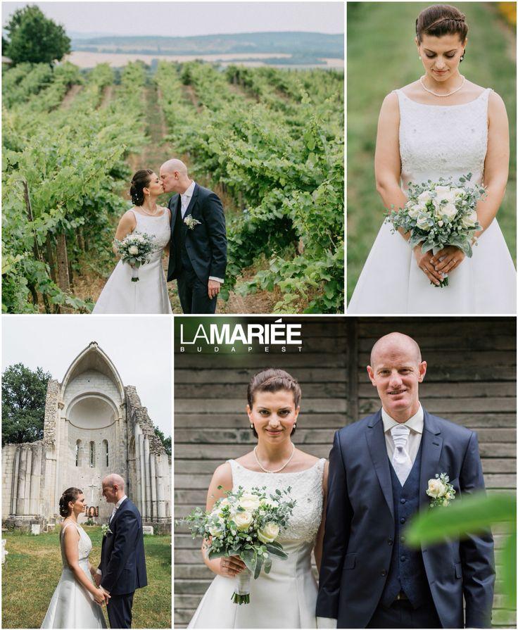 Magami esküvői ruha - Pronovias kollekció - Janka menyasszonyunk  http://mobile.lamariee.hu/eskuvoi-ruha/pronovias-2015/magami