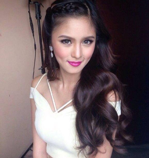 Kim Chiu beautiful makeup
