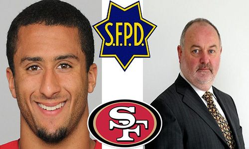 San Fran police union boss has a message for the 49ers and the NFL – and an invitation for Kaepernick