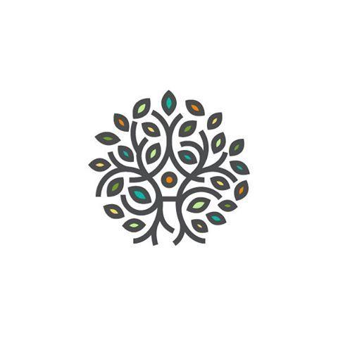 #tree  #birdhouse#logo #symbol #graphic #graphicdesign #nina