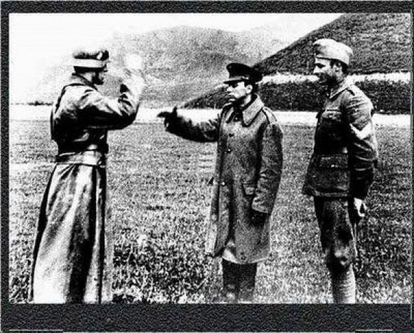 Όταν ο Ταγματάρχης Δουράτσος απαντούσε στους Γερμανούς: Τα οχυρά δεν παραδίδονται. Καταλαμβάνονται