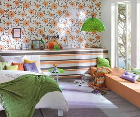 ¡¡¡Catálogo de papel pintado para pared Plaisir 2014 a tan sólo 32 EUROS!!! Ideales para decorar dormitorios y salones.