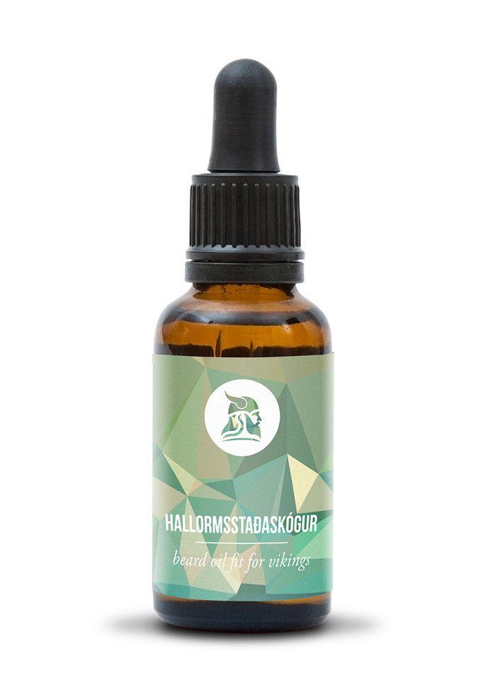 Hallormsstaðaskógur - Beard Oil