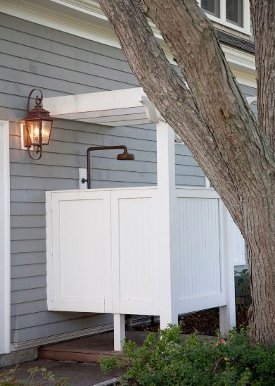 outdoor-shower1 For off the house for the out side pool#Repin By:Pinterest++ for iPad#