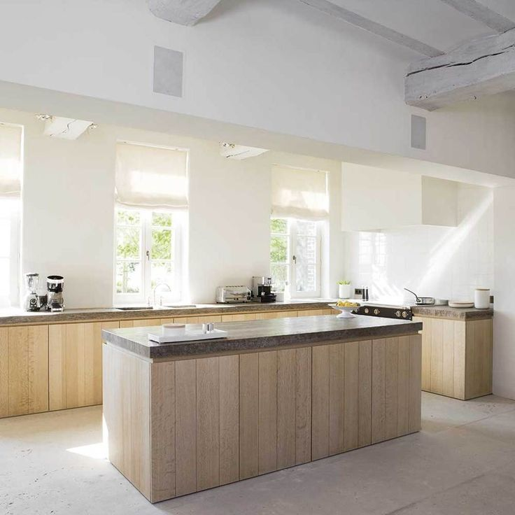 KITCHEN CLASIC: Vincent Van Duysen for Obumex