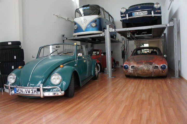 17 best images about dream garages on pinterest for Garage volkswagen 78 chambourcy