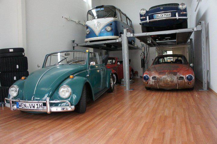 17 best images about dream garages on pinterest for Garage volkswagen 78 chambourcy