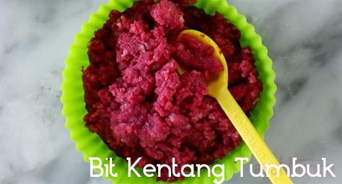 Bit Kentang Tumbuk :: Klik link di atas untuk mengetahui resep bit kentang tumbuk