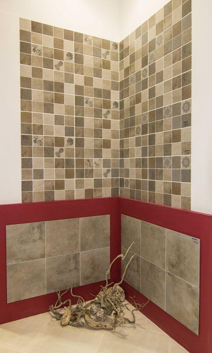 Ceranosa en Cevisama 2015 Pavimentos y Revestimientos #Tiles #WallTiles