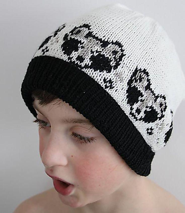 Little bandit hat