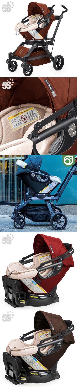 orbit baby G3 original safe carseat for 0-24 month newborn baby,360 degree rotation carseat