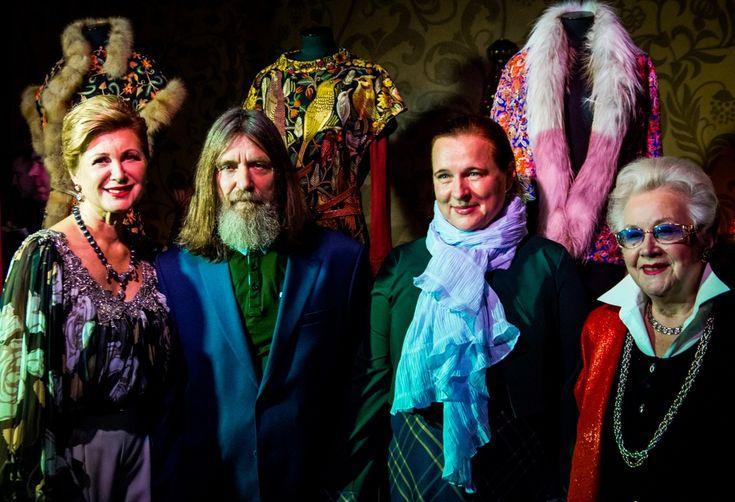 Коллекция «Имперский стиль» на Estet Fashion Week