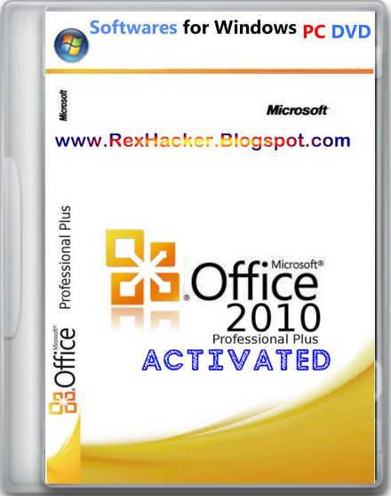 Office [2010] Pro Plus Fully Activated x32/x64 BIT 100% Genuine Version