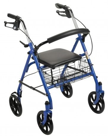 Medical Walkers With 4 Wheels
