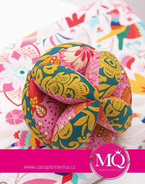 Japonský balónek - pro předplatitelky společné on-line šití (video lekce) 3.května 2015