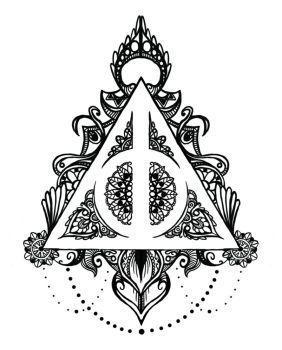 Harry Potter – #harry #potter #symbol