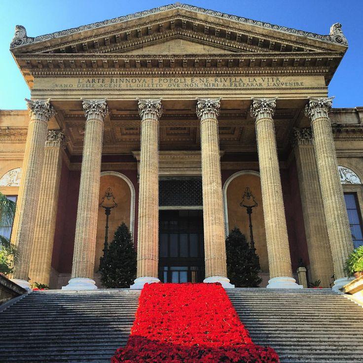 """Teatro Massimo"" #callme_blest #teatro #teatromassimo #palermo #storia #storiadellarte #sicilia #sicily #panormus #artpics #pic #photo #photogram #photograph #photographer #photograpy #instagram #igersicilia #igerspalermo #instadaily #picoftheday #iphone6"