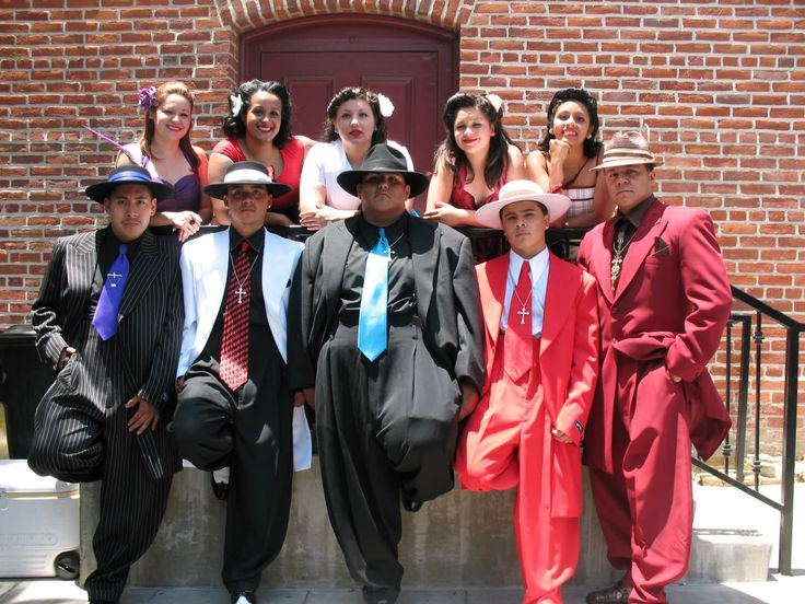 24 best Pachuco wedding images on Pinterest | Zoot suits, My life ...