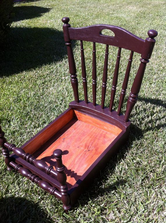 Small Pet Bed Made Out Of An Old Chair...use A Drawer For The Bed Part Or  Make Your Own Square Dependu2026 | Craft Ideas   So Much To Do In So Little ...