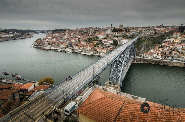 www.mcgunnmedia.com  Amazing Porto