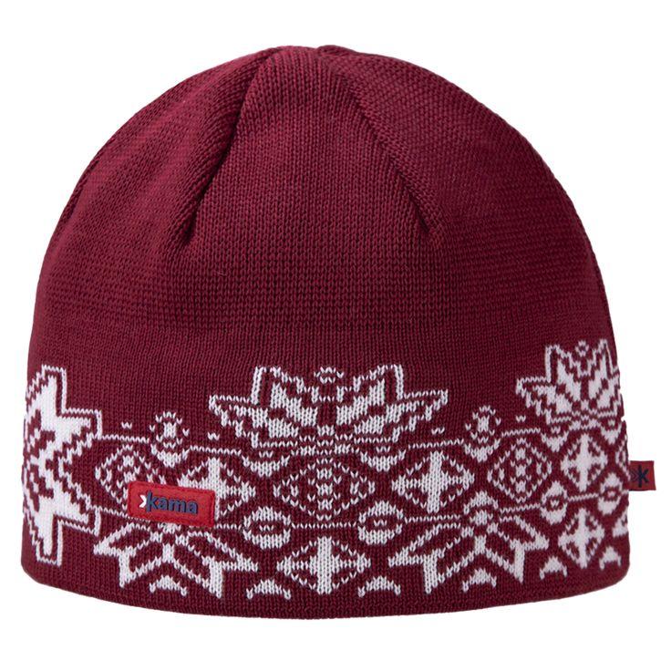 A21 Knitted Hat, Kama   Hudy.cz