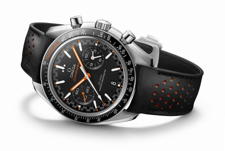 Showing at WatchTime New York 2017: Omega Speedmaster Racing Master Chronometer