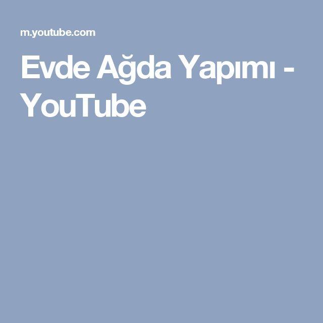 Evde Ağda Yapımı - YouTube