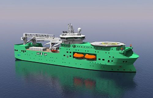 Navantia starts the construction of a flotel commisioned by Pemex ...