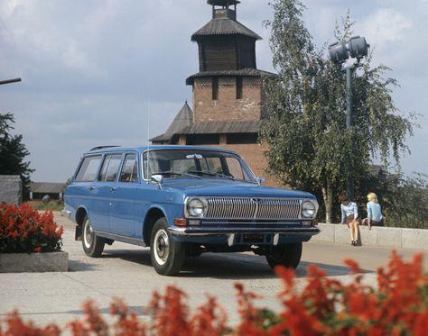 "ГАЗ-24-02 ""Волга"" '1972–87"