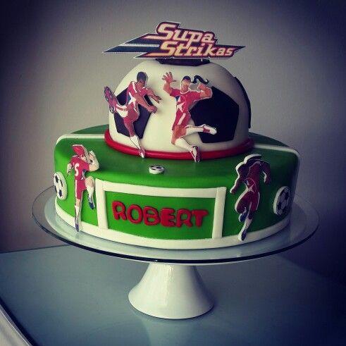 Super Strikas Cake By Eva Ks Boys Cakes Pinterest Cakes