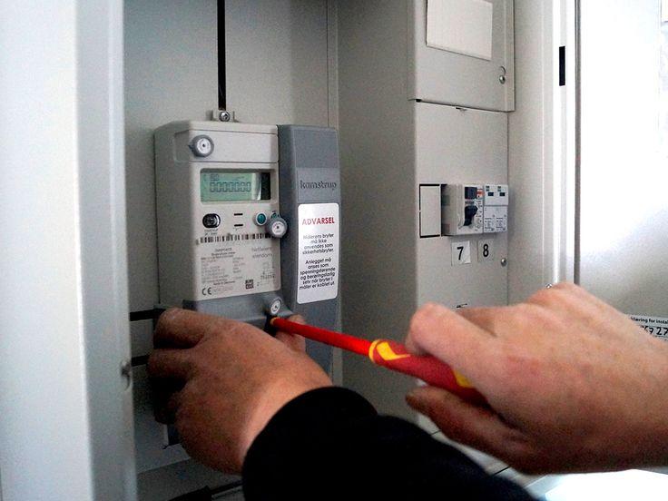 Smart strømmåler - kan den hjelpe deg å spare strøm?