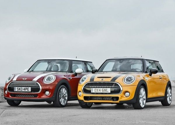 2015 Mini Cooper S Yellow and Reds 600x429 2015 Mini Cooper S Full Review with Images