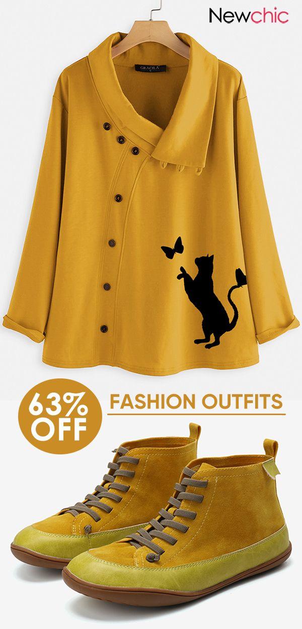 women fashio shirts & shoes. #casualoutfits #comfystyle
