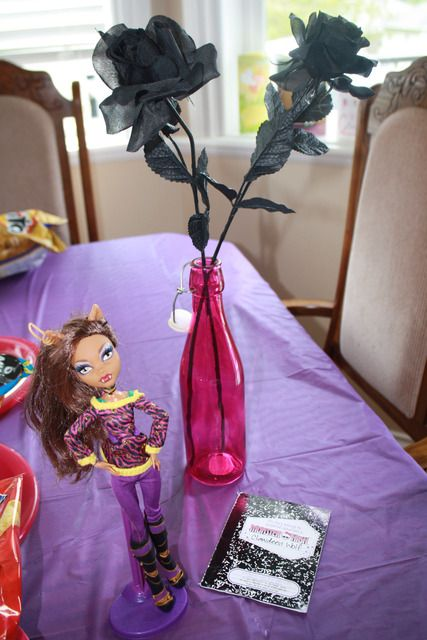 """Photo 1 of 25: Monster High / Birthday """"Hannah's Monster High Birthday"""" 