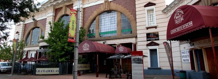 The Market Theatre - Newtown, Johannesburg